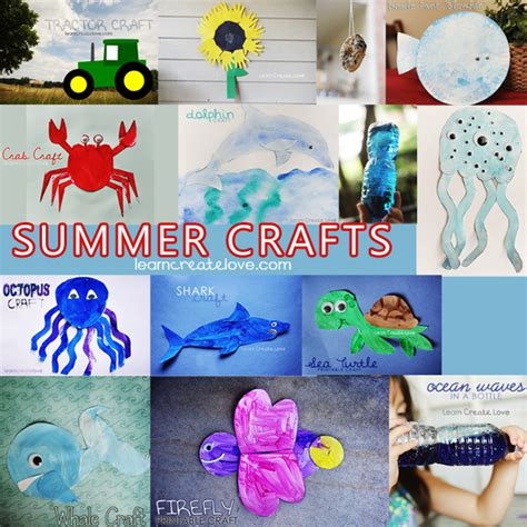 crafts for summer summer crafts compilation