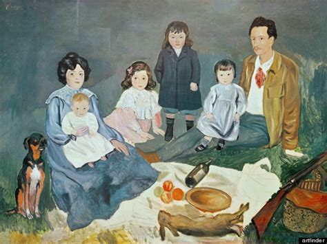 picasso paintings for sale by granddaughter the 10 best artistic family portraits