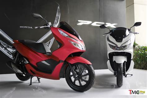 Pcx 2018 Lokal Hitam by Diler Jhc Sudah Pajang Honda Pcx Lokal Merah Diler