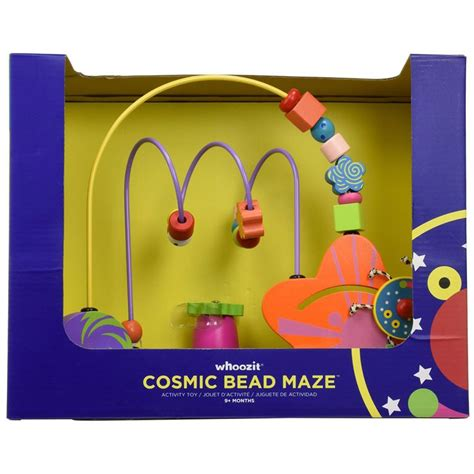 baby bead maze whoozit cosmic bead maze baby educational toys planet