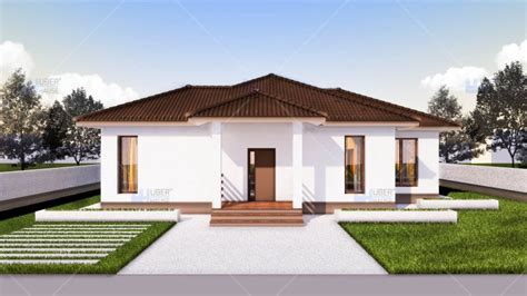 one storey house plans beautiful one story house plans houz buzz