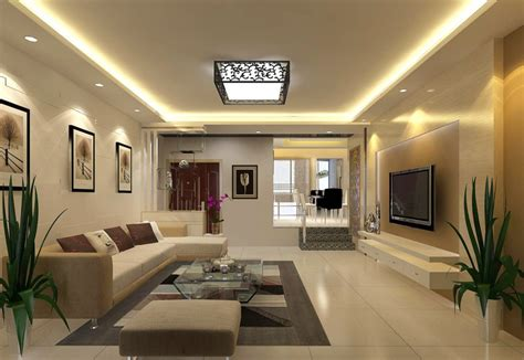 interior decors modern living room interior decor picture 3d house