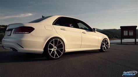 Mercedes E350 Rims by Mercedes E350 On Vorsteiner V Ff 103 Wheels By