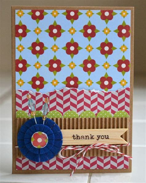 circle punches card scrapbook cards today circle punch tricks with aly