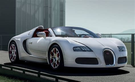 Bugati Car by Sport Car Garage Bugatti Veyron Grand Sport Wei 2012