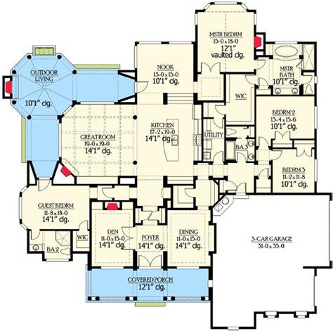 interesting floor plans stunning classical facade with unique floor plan 23225jd 1st floor master suite butler walk