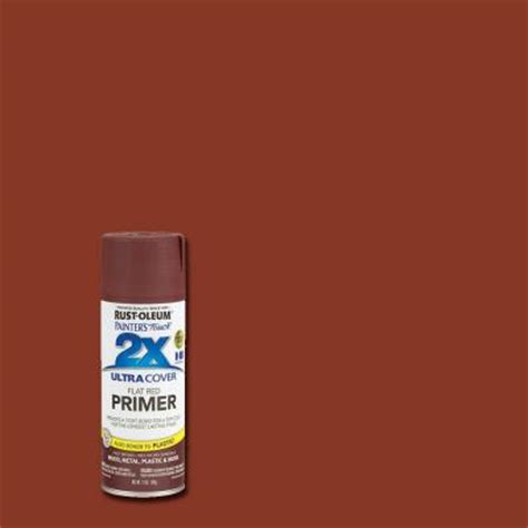 spray paint with primer rust oleum painter s touch 2x 12 oz flat primer