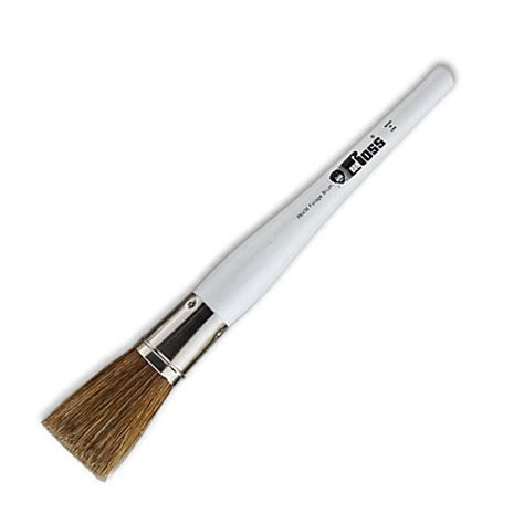 bob ross paint brushes sale bob ross paint brush 1 foliage bristle white by office