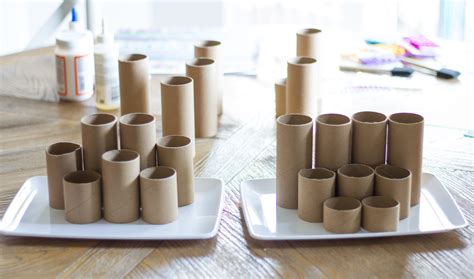 desk paper organizers craft roll diy desk organizer
