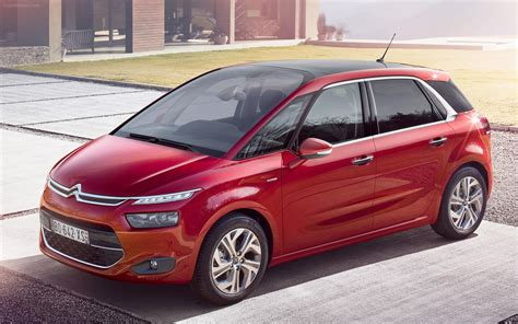 Citroen Picasso C4 by Citroen C4 Picasso 2014 Widescreen Car Image 04 Of