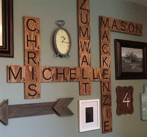 large scrabble pieces 25 best ideas about scrabble wall on scrabble