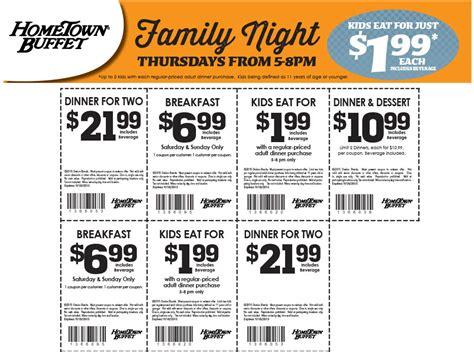 hometown buffet dinner coupons hometownbuffet promo coupon 7 bottomless breakfast