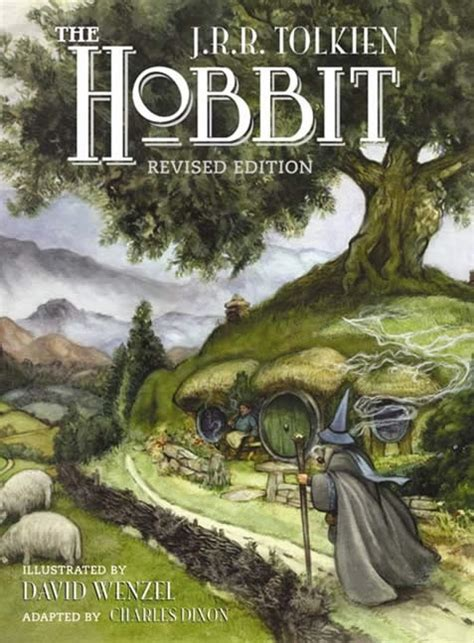 the hobbit book pictures the hobbit comics adapted by chuck dixon and illustrated