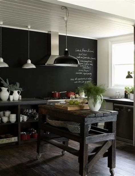 chalkboard paint exles wall color black 59 exles of successful interior 25 best