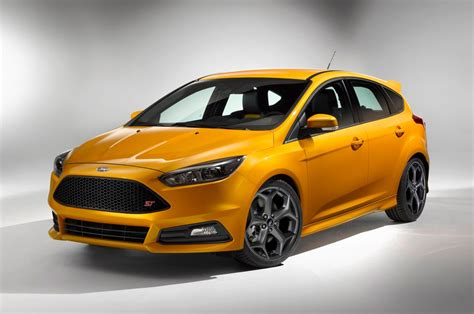 2015 Ford Focus St Specs by 2015 Ford Focus St Review Msrp Release Date