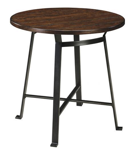 Pub Dining Table Challiman Dining Room Bar Table D307 12 Pub