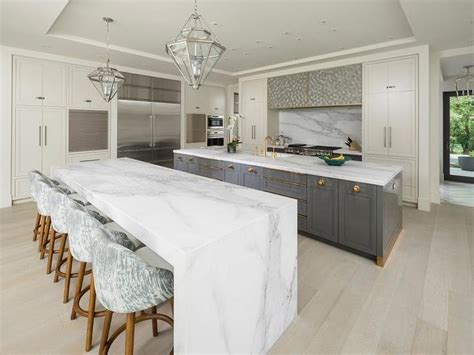 contemporary kitchen islands with seating 25 best ideas about island kitchen on
