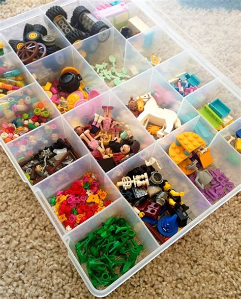 Bunk Room Floor Plans 20 lego storage ideas for girls the organised housewife