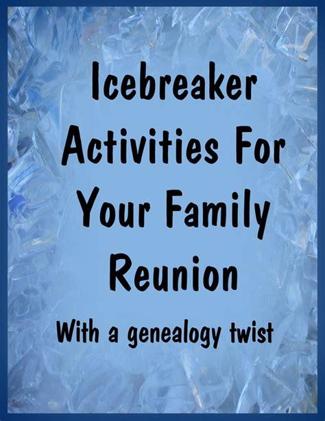 family reunion crafts for family reunion ideas family reunion helper
