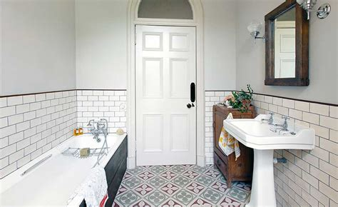 tile designs for small bathrooms choosing the right size tiles for a small bathroom