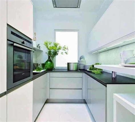 small galley kitchen design ideas contemporary small 25 cocinas modernas peque 241 as dise 241 o y decoracion