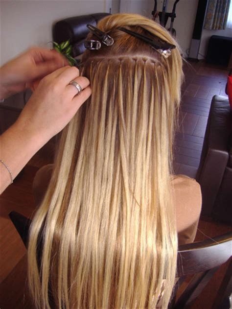 bead in extensions microbead hair extensions cold fusion hair extensions