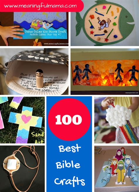 bible crafts for to make 100 best bible crafts and activities for bible