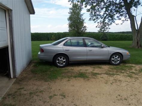 how cars run 1999 oldsmobile intrigue parking system sell used 1999 oldsmobile intrigue gls sedan 4 door 3 5l in winnebago illinois united states