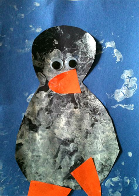 penguin craft projects 35 easy animal crafts for diy craft projects
