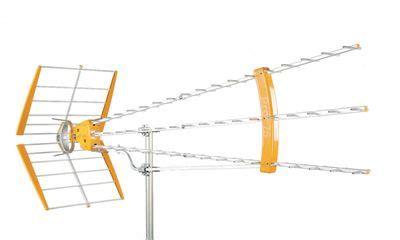 antenne tnt hautes performances avec kit de r 233 ception
