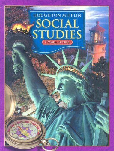 social studies picture books 9780618423620 houghton mifflin social studies level 4