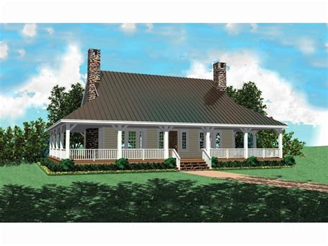 acadian style house plans with wrap around porch awesome