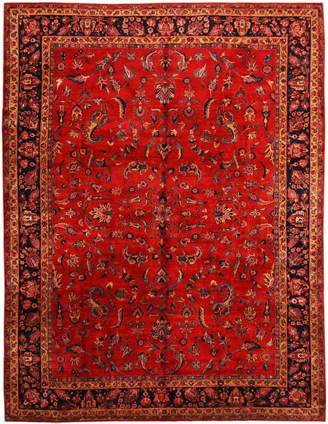 iranian rugs antique sarouk rug 43524 by nazmiyal