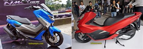 Pcx 2018 Nmax 2018 by Nmax 155 2018 Vs Pcx 150 2018 Kobayogas Your