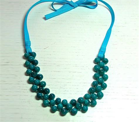 diy bead jewelry diy bead necklace nbeads