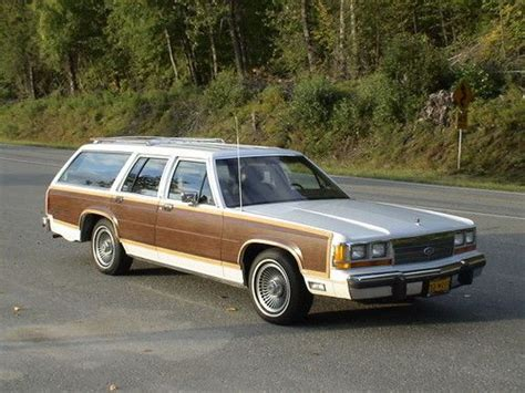 manual cars for sale 1988 ford ltd crown victoria electronic throttle control sell used 1988 ford country squire wagon crown victoria ltd lx in haines alaska united states