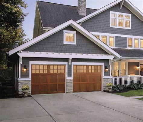 garage door to house 25 best ideas about garage exterior on garage