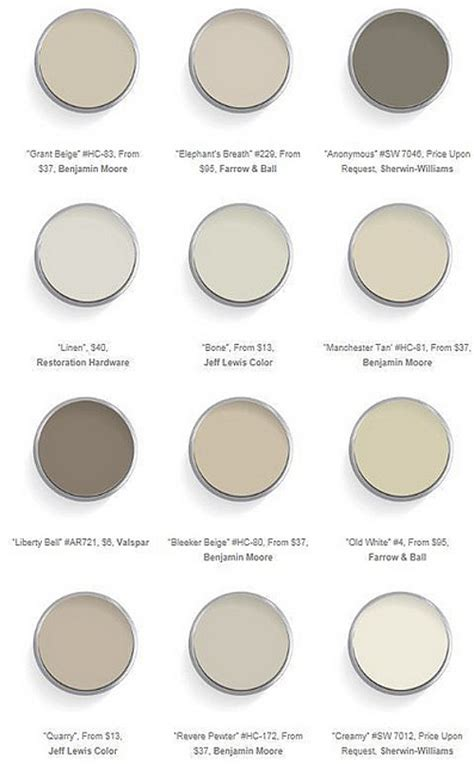 best neutral colors best neutral paint colors benjamin brown hairs