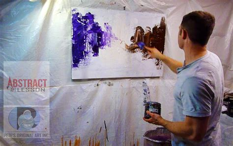 acrylic painting lessons abstract abstract modern painting techniques by dranitsin