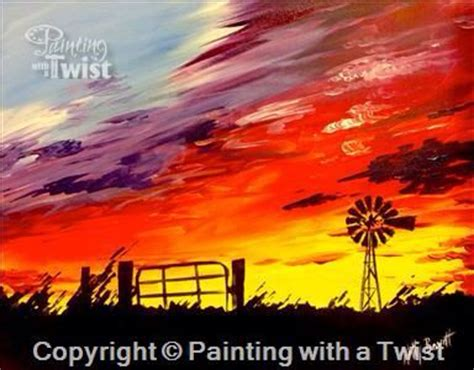 paint with a twist houston tx twists and paintings on