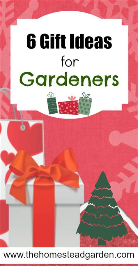 gift ideas for garden 6 gift ideas for gardeners the homestead garden the