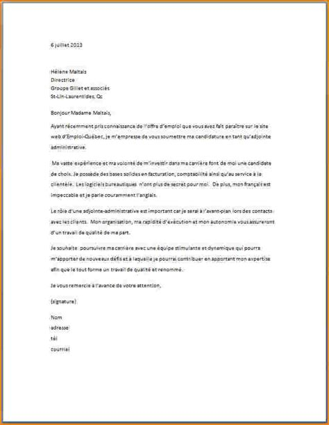 phrase accroche lettre motivation candidature spontanee 28 images exemple lettre candidature