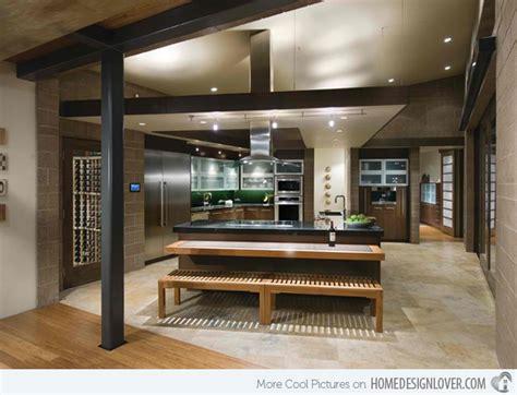 big kitchen ideas 15 big kitchen design ideas decoration for house