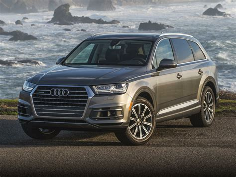 Audi Suv Q7 Price by New 2017 Audi Q7 Price Photos Reviews Safety Ratings