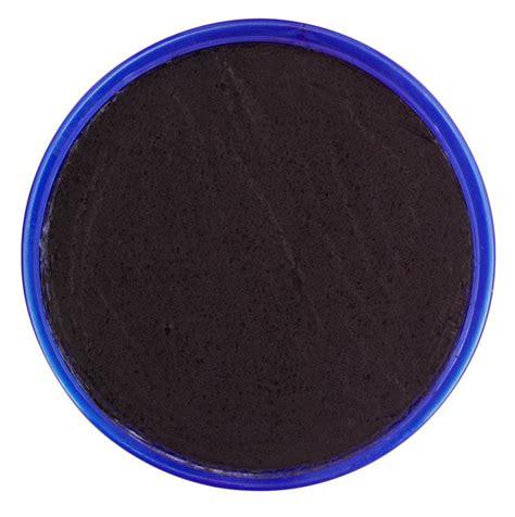 snazaroo paint snazaroo black 18ml hokeypokey shop