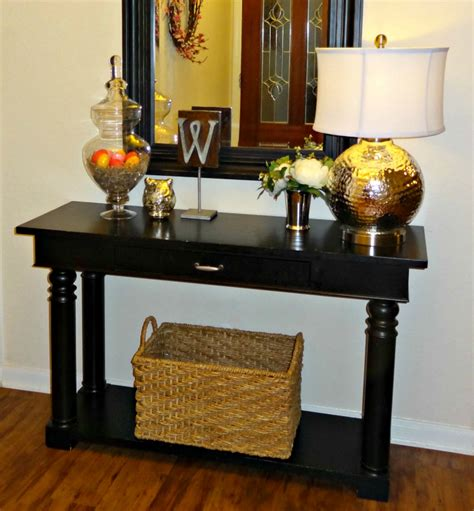 entryway table ideas black entryway table interesting ideas for home