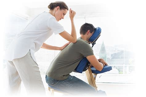 Massage Therapist Chair by Paul Guditis Author At Body Charge Usa
