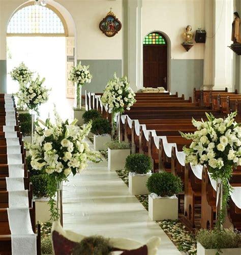 decoracion de iglesias para bodas decoraciones para iglesias en bodas imagui