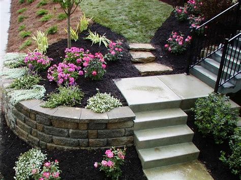 rock wall garden ideas rock garden ideas of beautiful extraordinary decorative