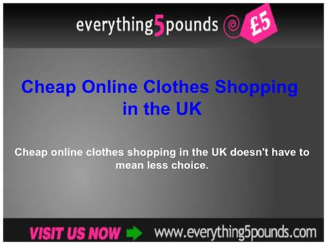 cheap shopping uk cheap clothes shopping in the uk